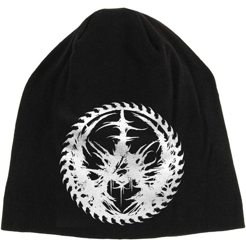 Aborted Men's Blade Symbol Beanie Black