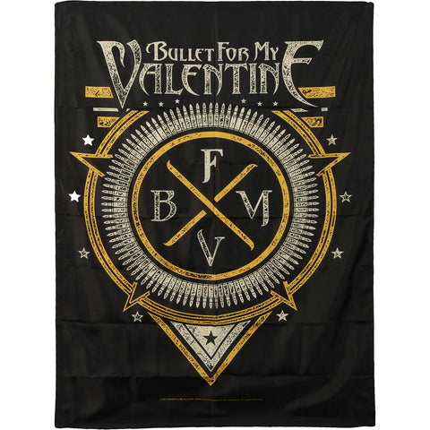 Bullet For My Valentine Poster Flag