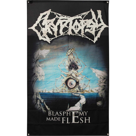 Cryptopsy Poster Flag