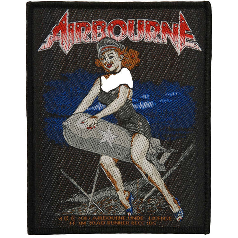 Airbourne Men's Bomb Woven Patch Multi
