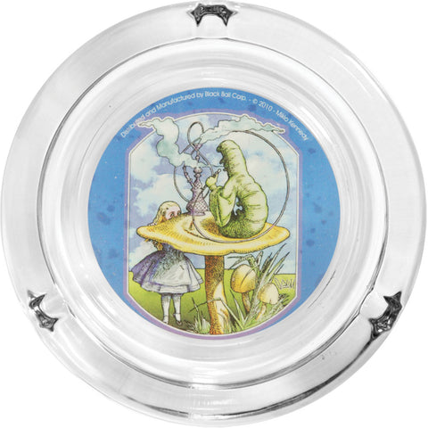 Alice In Wonderland Ashtray