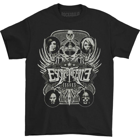 Escape The Fate Men's  Issues T-shirt Black