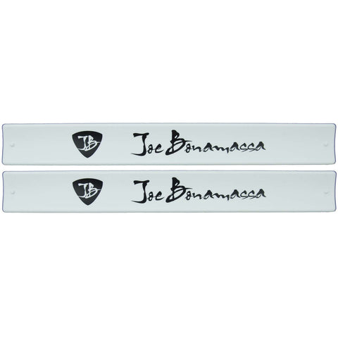 Joe Bonamassa Men's  Signature Wristband White