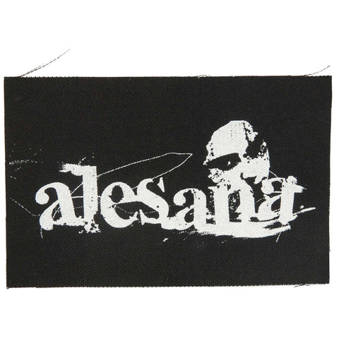 Alesana Men's Banner Cloth Patch Black