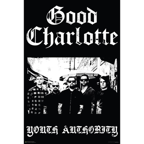 Good Charlotte Domestic Poster