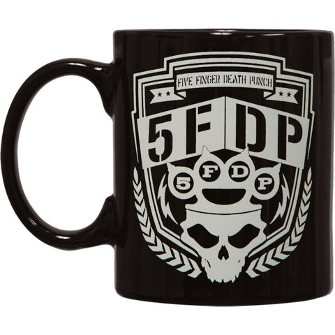 Five Finger Death Punch Coffee Mug