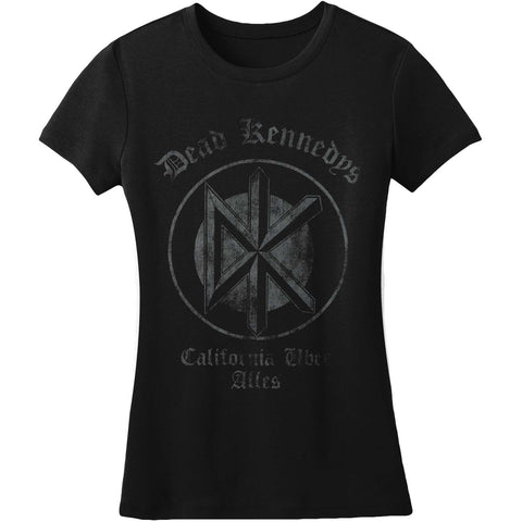 Dead Kennedys  Classic Alles Relic Junior Top Black