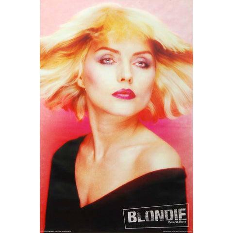 Blondie Domestic Poster