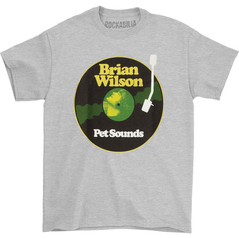 Brian Wilson Men's  Pet Sounds Mens Regular T T-shirt Heather