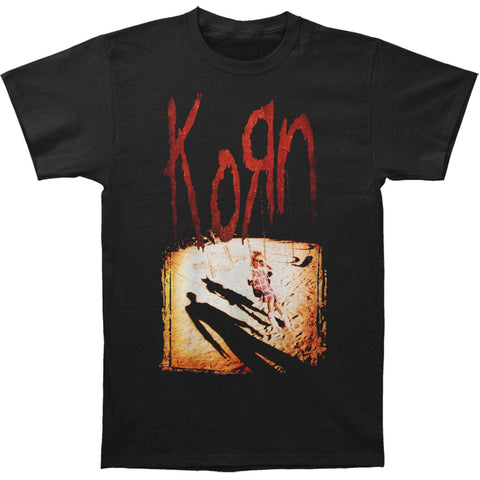 Korn Men's  Sandbox Tour T-shirt Black