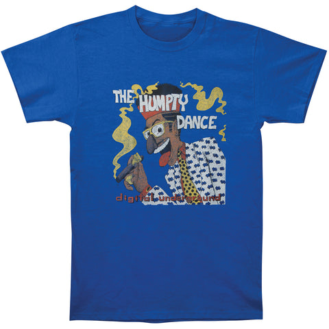 Digital Underground Men's  Humpty T-shirt Royal