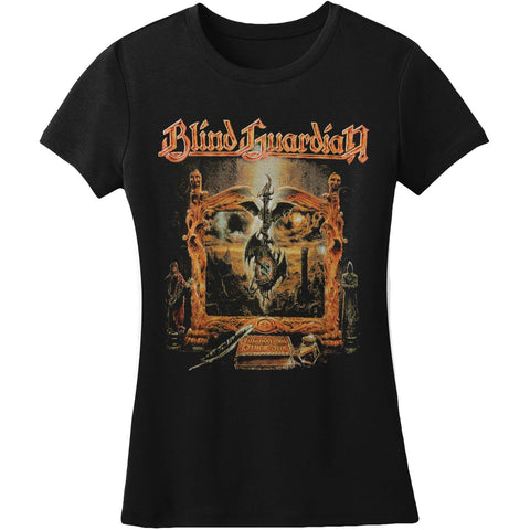 Blind Guardian  Imaginations 2016 Junior Top Black