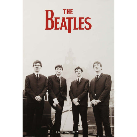 Beatles Import Poster