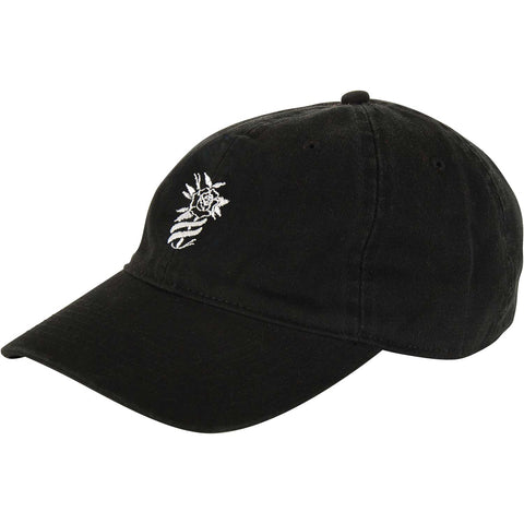 Being As An Ocean Men's  Rose Baseball Cap Black
