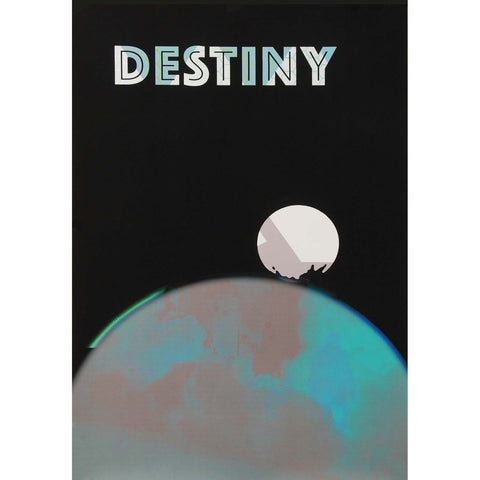Destiny Domestic Poster
