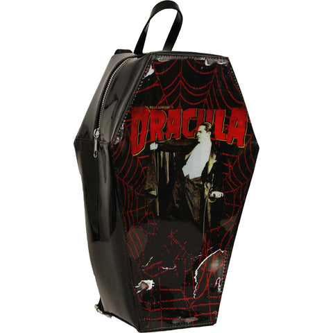 Dracula Drac Backpack Black