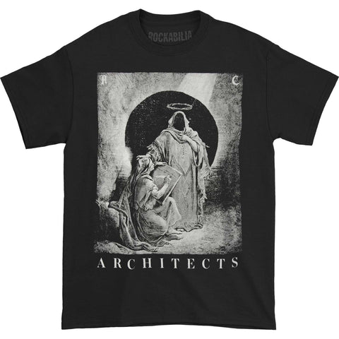 Architects Men's  Rotten To The Core Tee T-shirt Black
