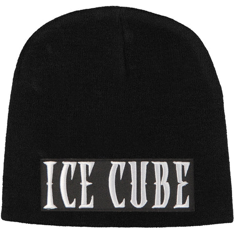 Ice Cube Men's Logo Beanie Black