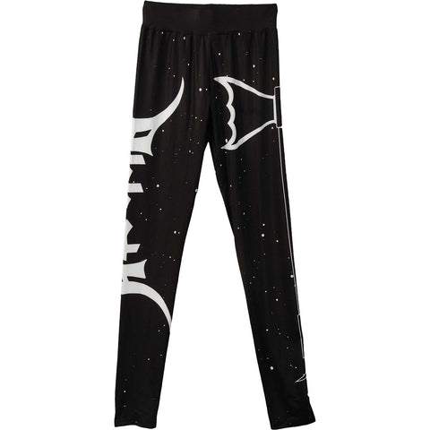 Abbath Women's  Axe Leggings Black