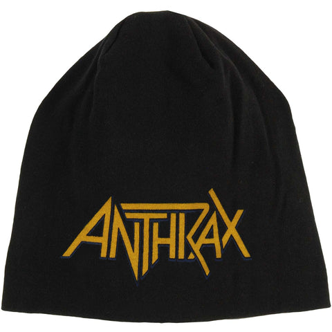 Anthrax Men's Logo Beanie Black