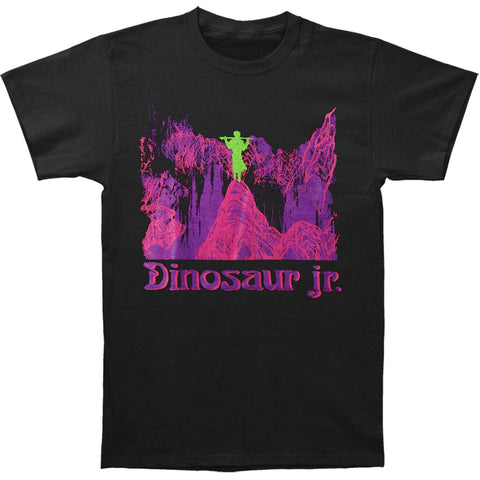 Dinosaur Jr Men's  Give A Glimpse T-shirt Black