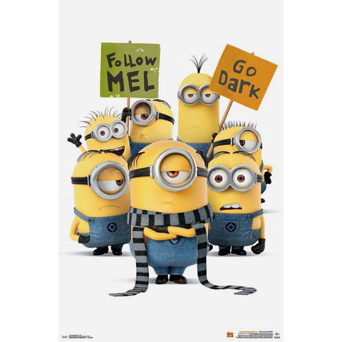 Despicable Me Domestic Poster