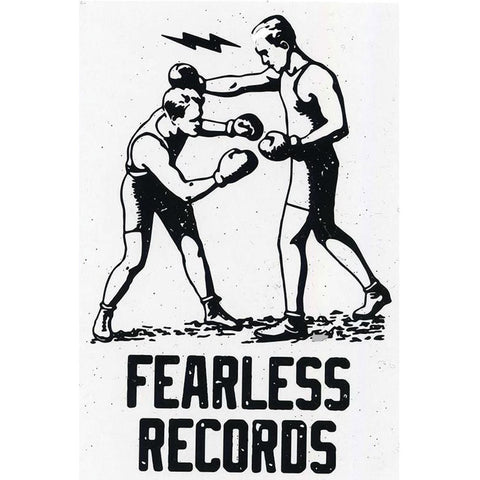 Fearless Records Sticker