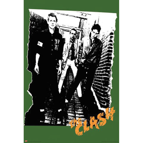 Clash Subway Poster