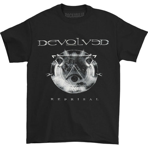 Devolved Men's  Reprisal T-shirt Black