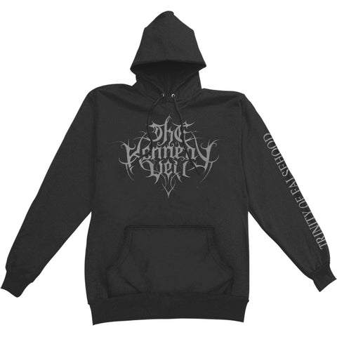 Kennedy Veil Men's  Trinity Of Falsehood Hooded Sweatshirt Black
