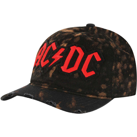 AC/DC Men's  Baseball Cap Black