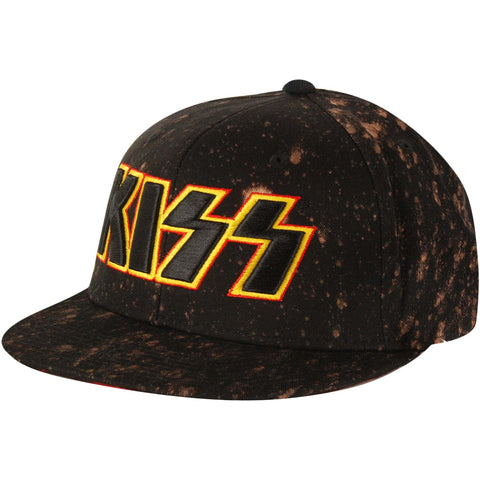 KISS Men's  Baseball Cap Black