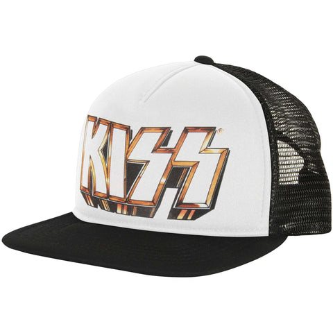 KISS Men's  Trucker Cap Black