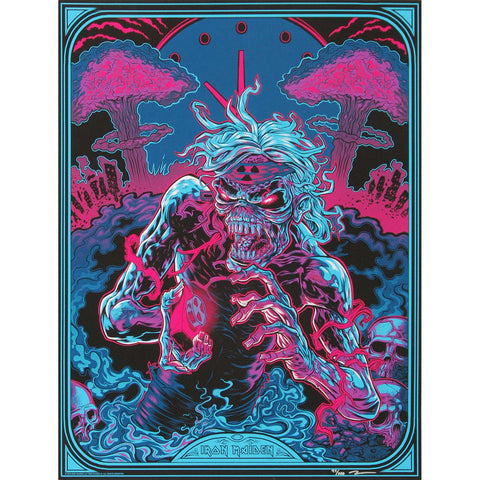 Iron Maiden Limited Screenprint