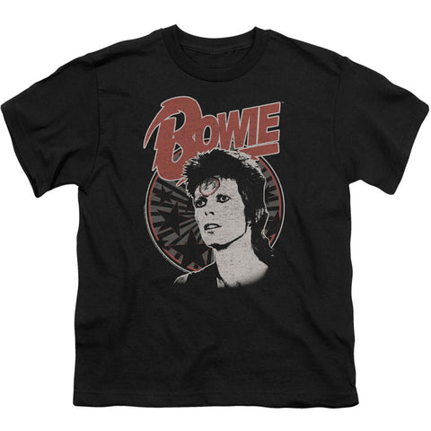 David Bowie Men's  Space Oddity T-shirt Black