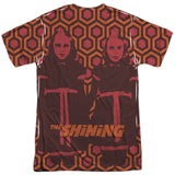 The Shining Men's  Hallway Sublimation T-shirt White