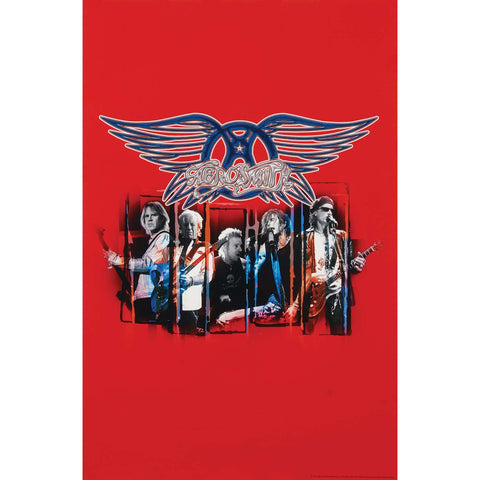 Aerosmith Domestic Poster