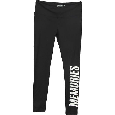 Chainsmokers Women's  Do Not Open Leggings Black
