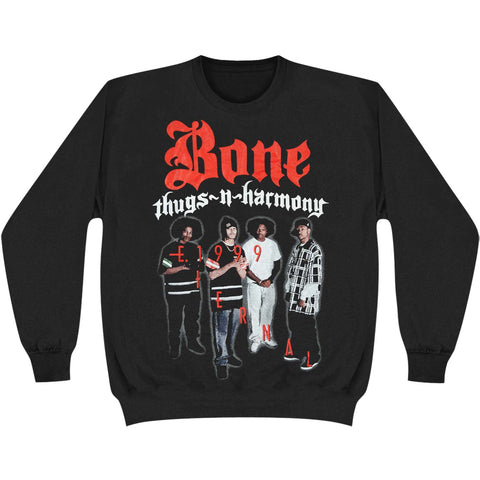 Bone Thugs - N - Harmony Men's  1999 Sweatshirt Black