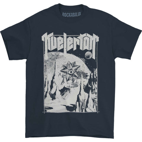 Kvelertak Men's  Error Tee T-shirt Blue