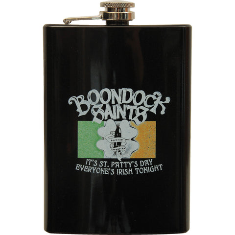 Boondock Saints Flask