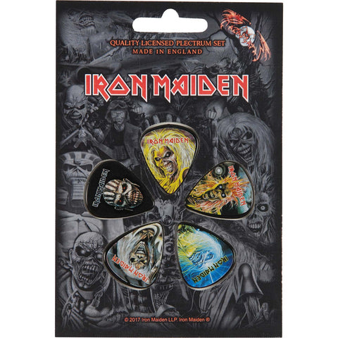 Iron Maiden Guitar Pick