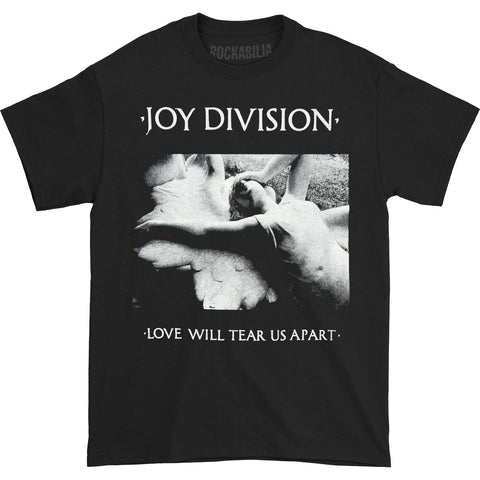 Joy Division Men's  Love Will Tear... T-shirt Black