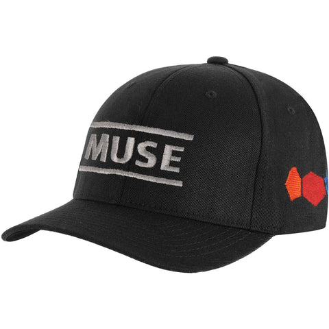Muse Men's  The Resistance Baseball Cap Black