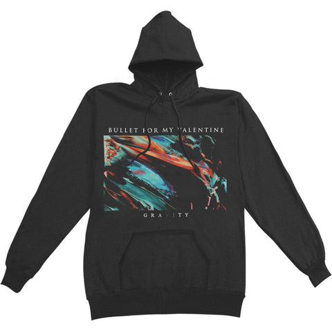 Bullet For My Valentine Men's  Gravity Hooded Sweatshirt Black