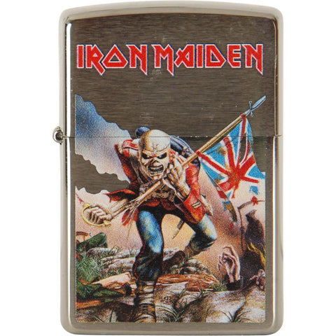 Iron Maiden Lighters - Zippo