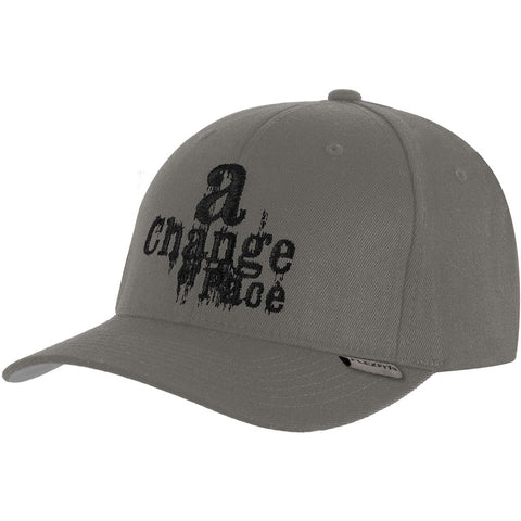 A Change Of Pace Men's  Baseball Cap Grey Rockabilia