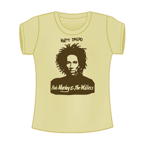 Bob Marley  Junior Top Yellow