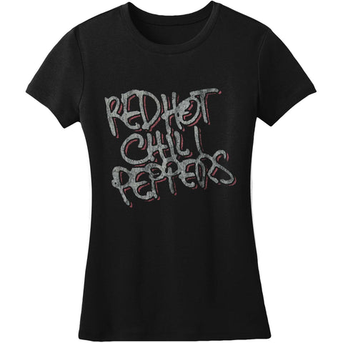 Red Hot Chili Peppers  Freehand Junior Top Black