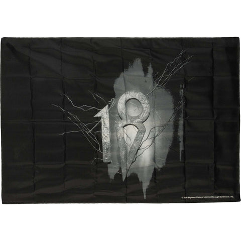 Eighteen Visions Poster Flag